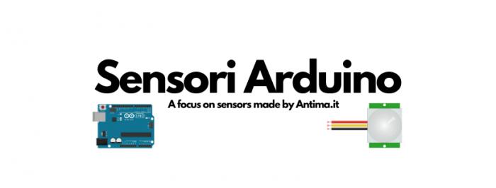 Sensori Arduino